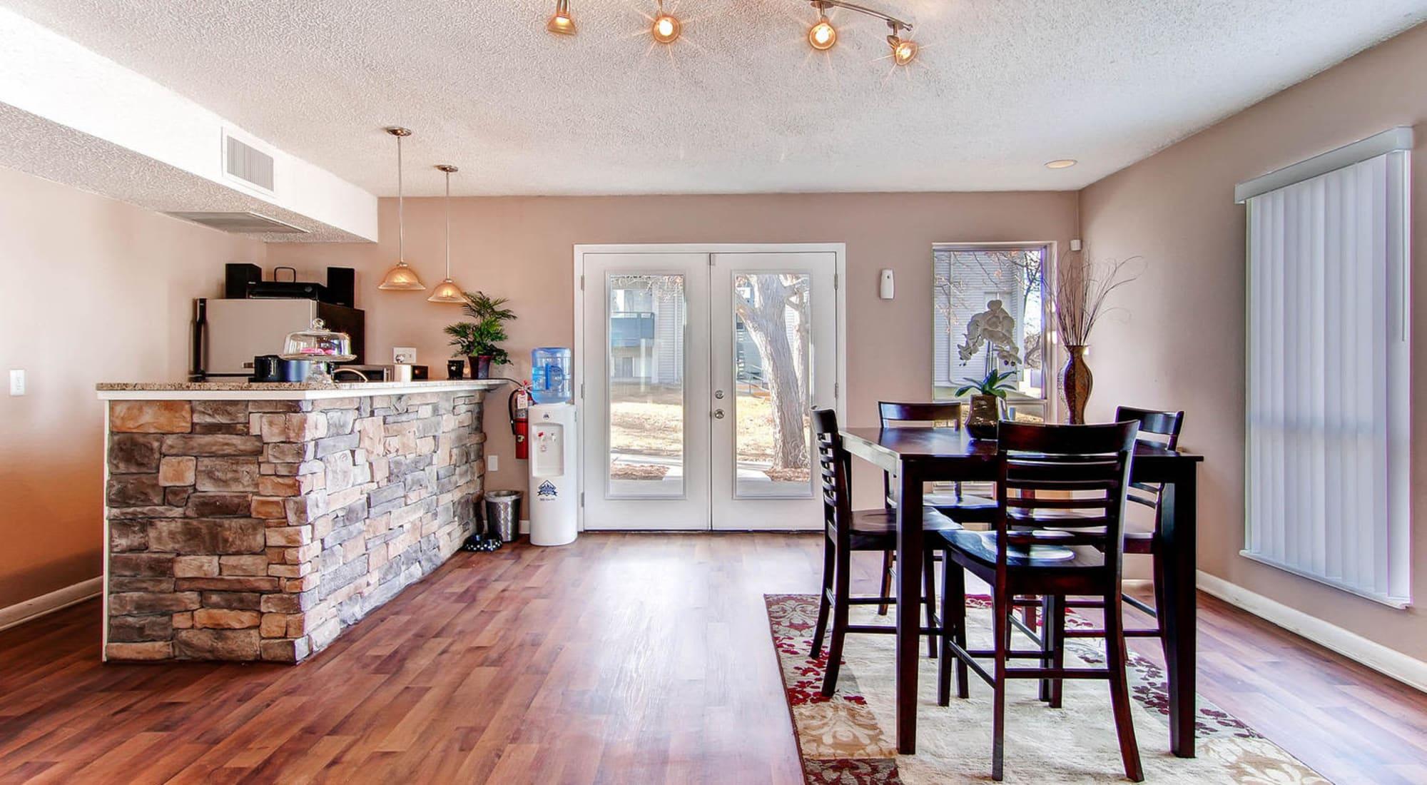 Schedule your tour of Arvada Village Apartment Homes in Arvada, Colorado