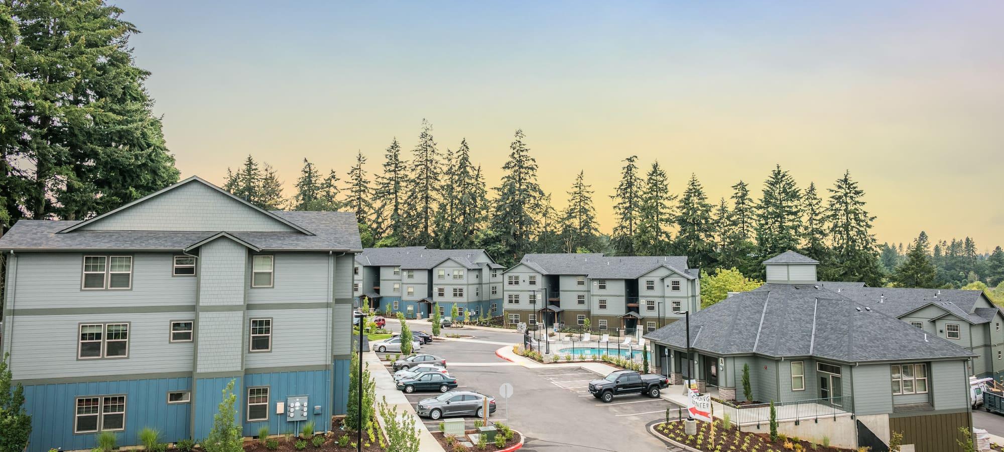 River Ridge Apartments in Tualatin, Oregon