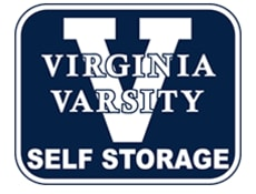 Virginia Varsity Storage Logo