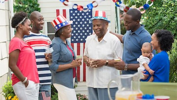 Make 4th Of July Activities Fun For Seniors