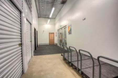 A view of our interior storage units at StorQuest Self Storage in Thornwood, NY