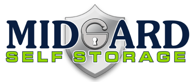 Midgard Self Storage logo
