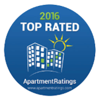 Deerbrook Garden Apartments 2016 top rated