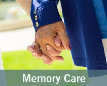 Memory Care options at Courtyards at Berne Village in New Bern, North Carolina
