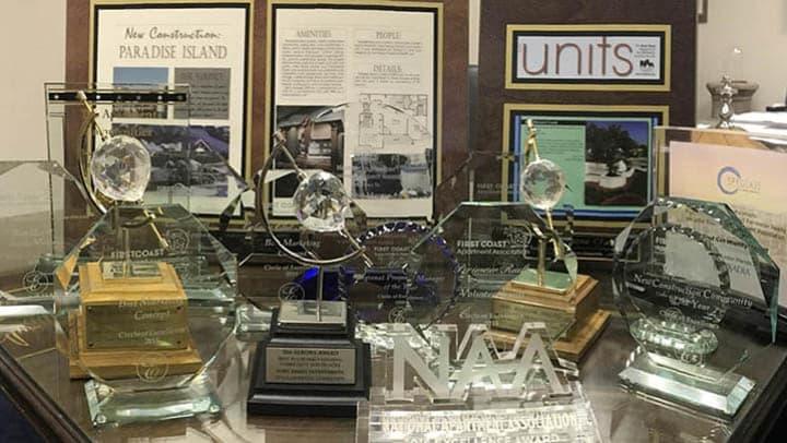 2012-2015 Fort Family Awards