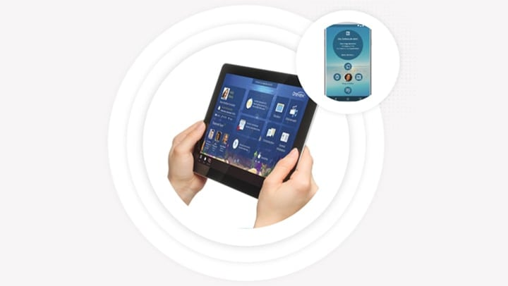 Oneview tablet
