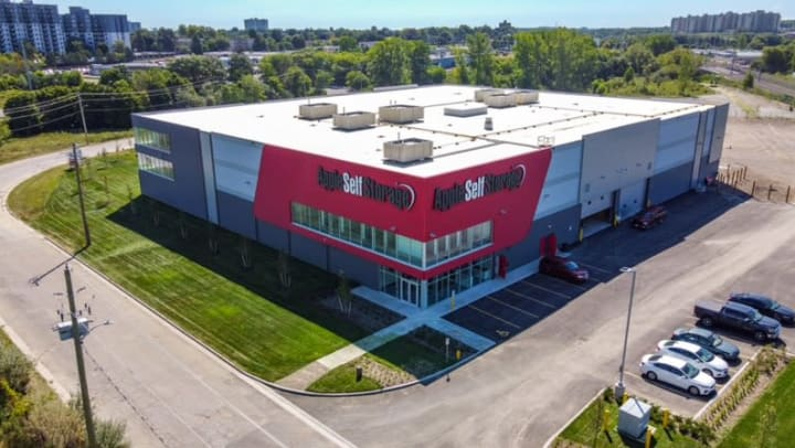Apple Self Storage opens a new self storage facility in Kitchener