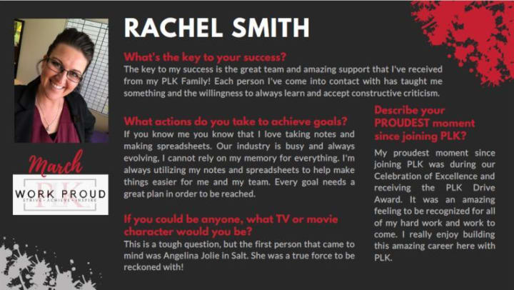 Rachel Smith Bio picture