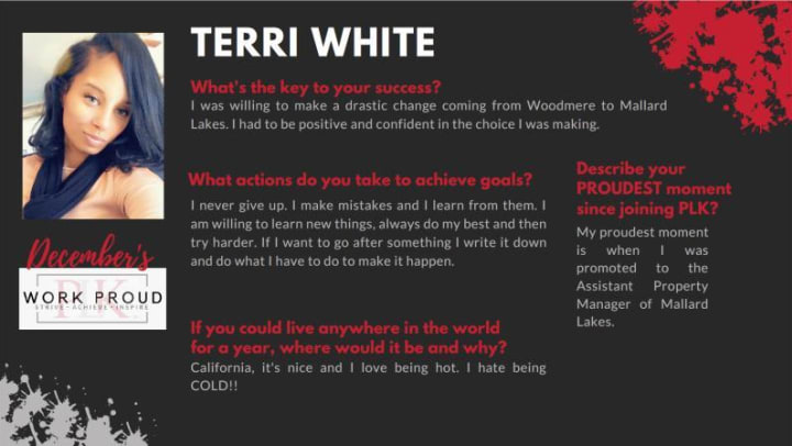 Terri White Bio picture