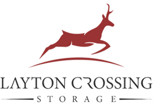 Layton Crossing Storage front sign near to SOJO Self Storage
