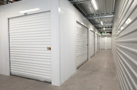 Interior units at StorQuest Self Storage in Reno