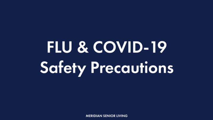 Flu and COVID-19 Safety Precautions