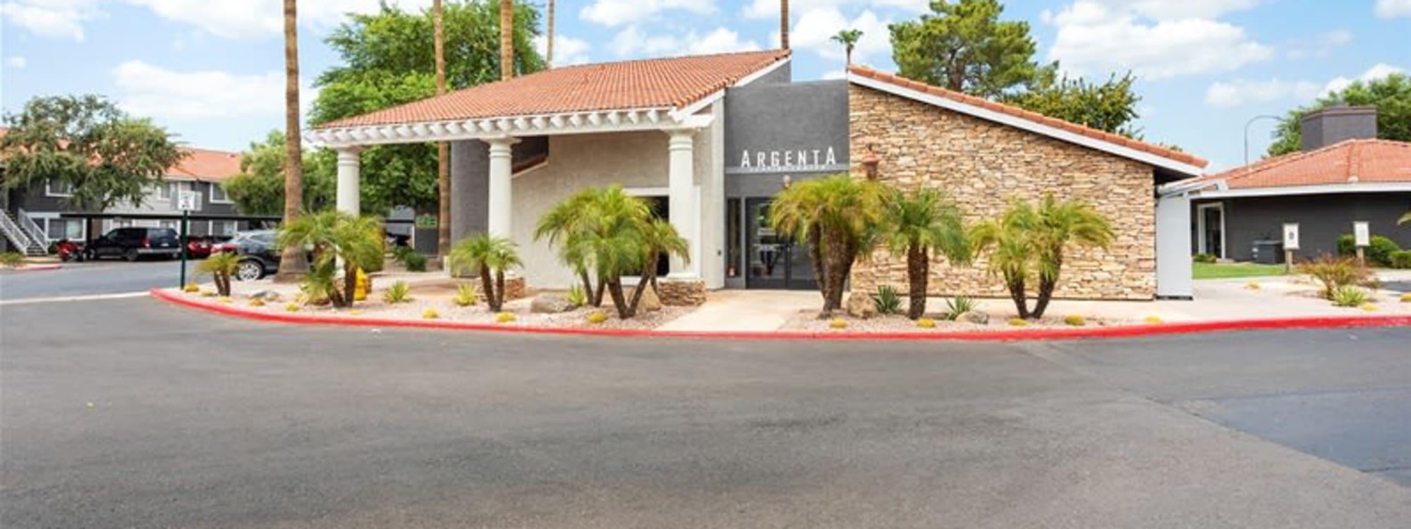Neighborhood near Argenta Apartments in Mesa, Arizona
