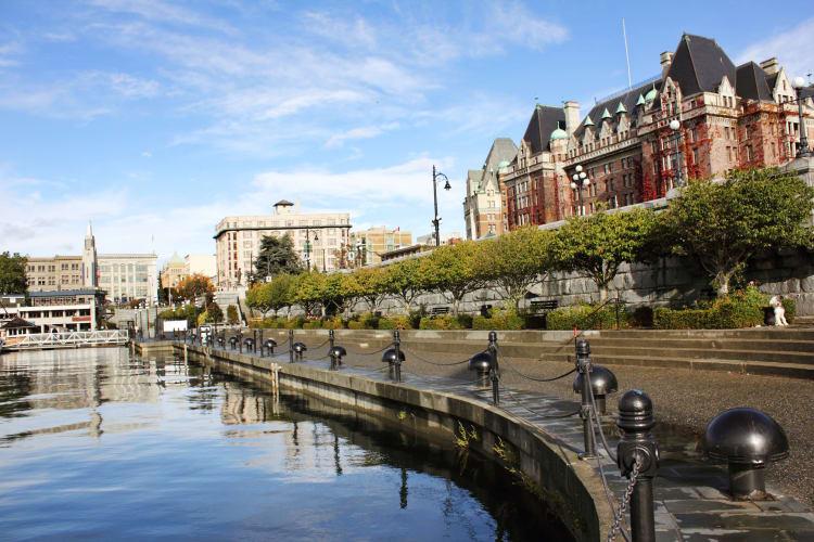 Beautiful Victoria Canada
