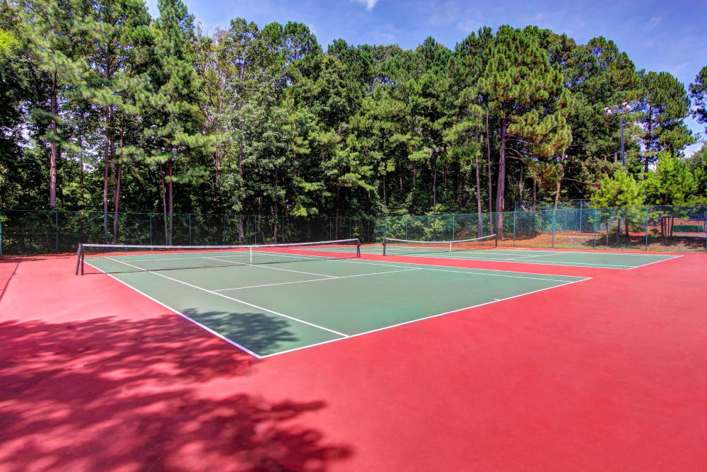Enjoy a day playing tennis at The Marquis Perimeter Center in Atlanta, The Marquis Perimeter Center