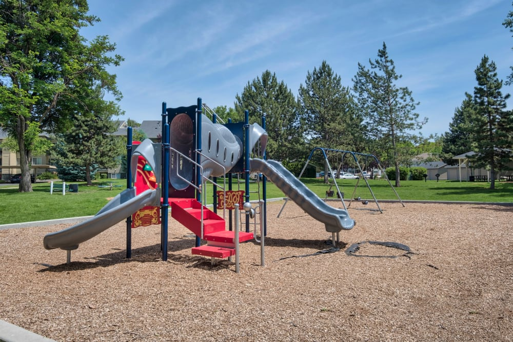Playground at Arbor Crossing Apartments in Boise, ID