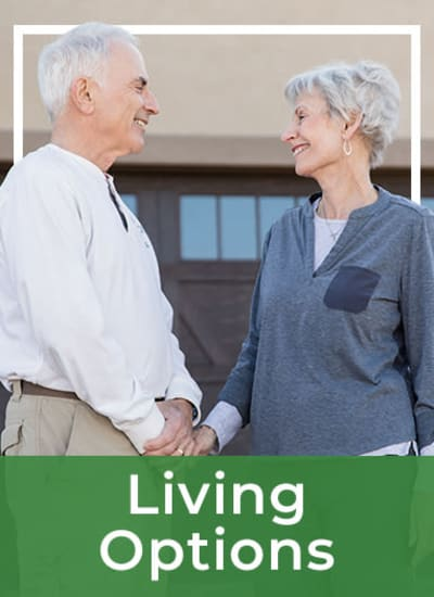 Living options at Touchmark at Wedgewood in Edmonton, Alberta