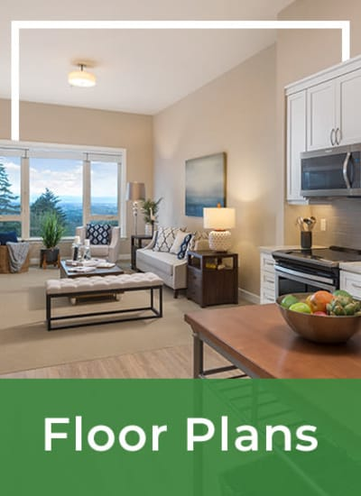Floor plans at Touchmark at The Ranch in Prescott, Arizona