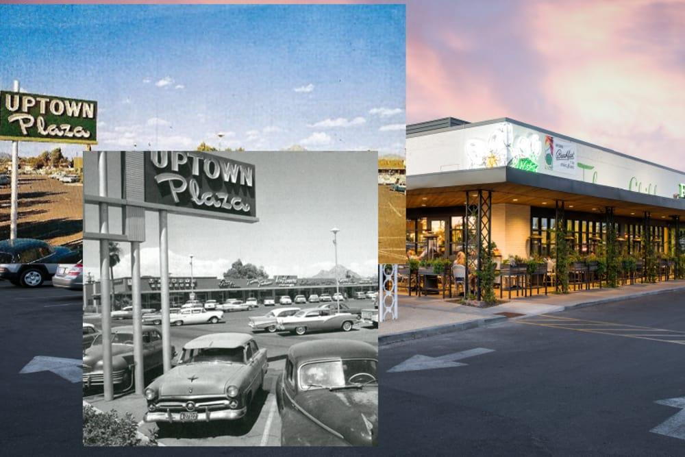 Vintage photo near Alta Central in Phoenix, AZ