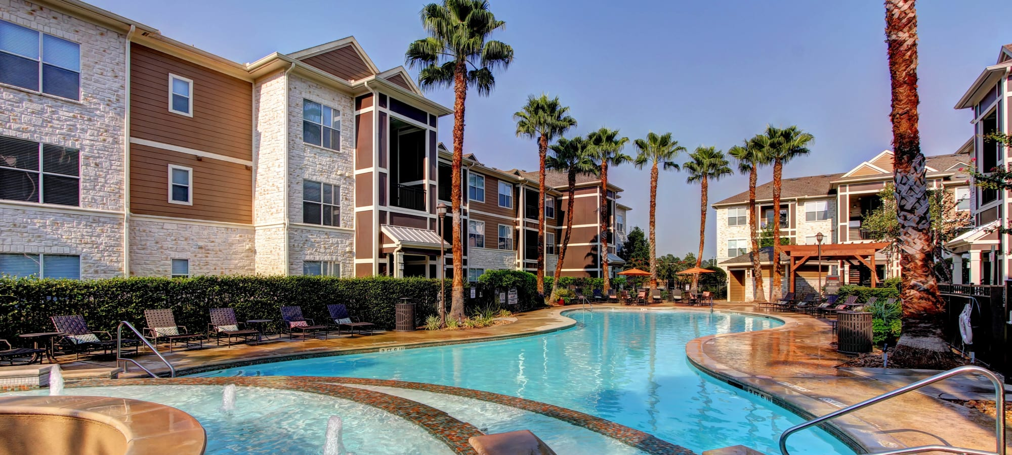 Apartments at Marquis at The Woodlands in Spring, Texas