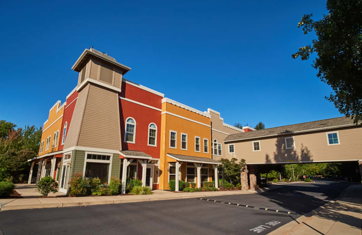 Pioneer Village Independent & Assisted Living in Jacksonville, Oregon