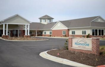 Link to Owen Valley Health Campus's HearthStone Health Campus location