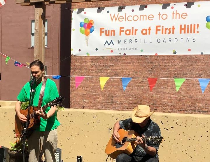 First Hill Fun Fair Summer 2019