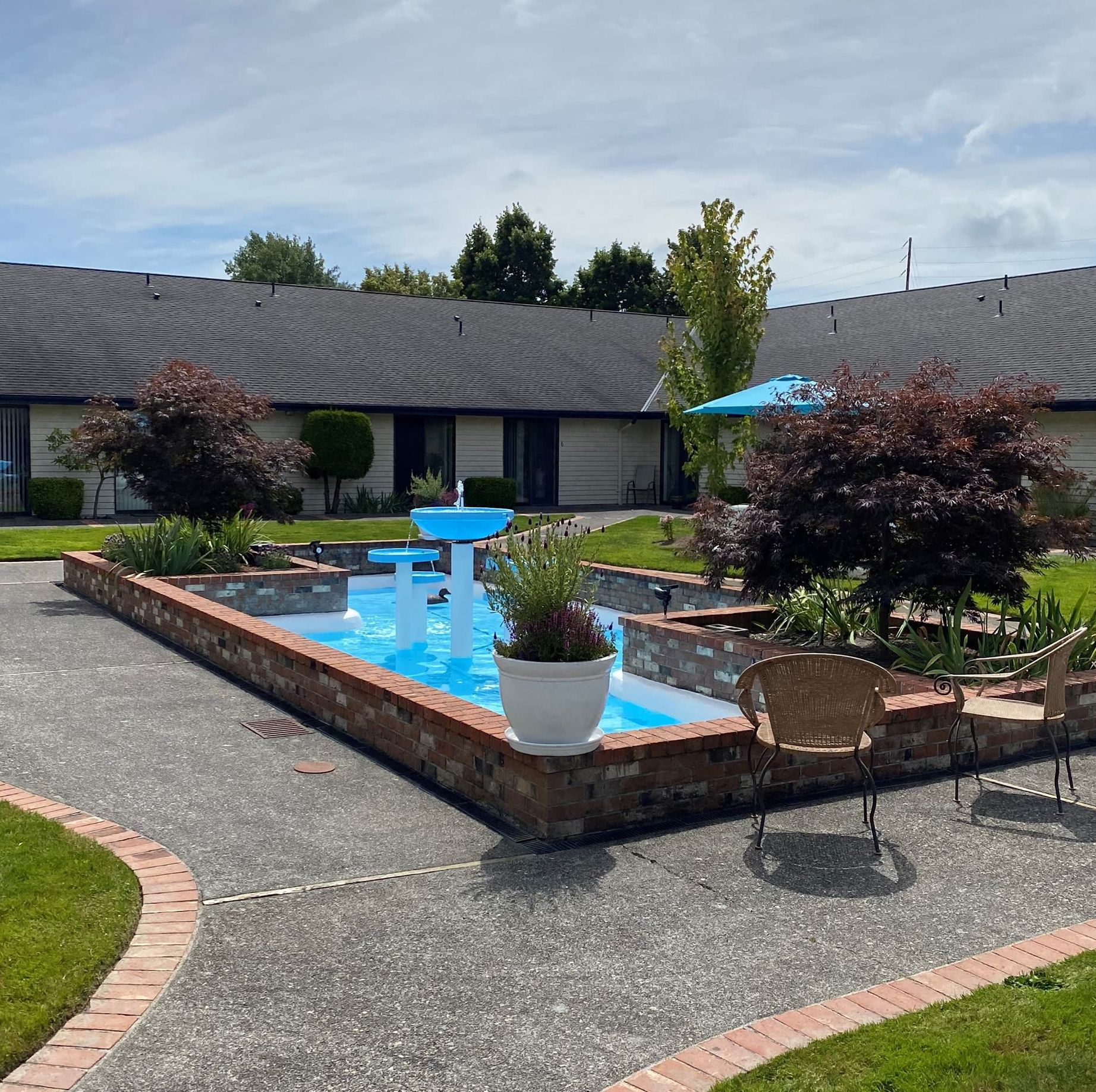 Logan Creek Retirement Community Senior living in Mount Vernon, WA