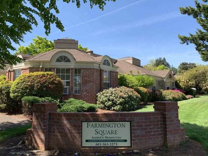 Farmington Square Salem Assisted & Memory Care