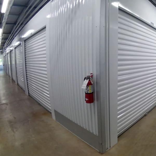 Climate-controlled units at StorQuest Self Storage in Kea'au, Hawaii