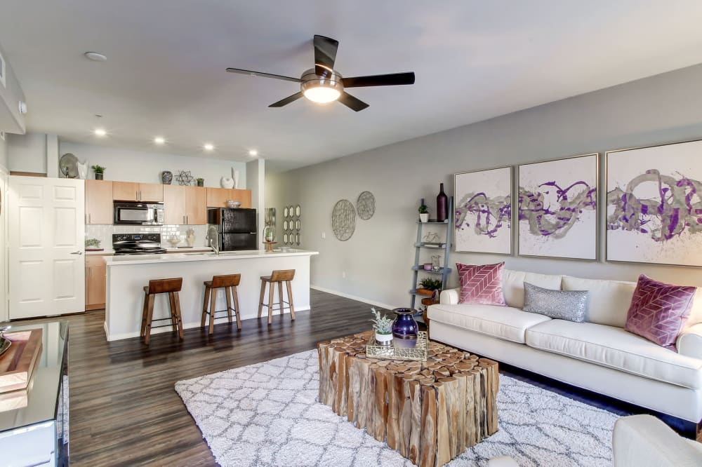 Learn more about the floor plans at Spectra on 7th South in Phoenix, Arizona