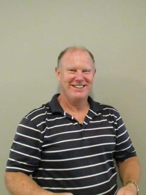 Ken Makinson, Maintenance Director