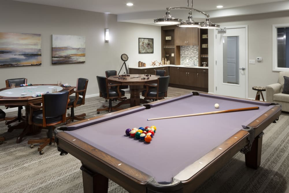 Avenida Partners, LLC game room