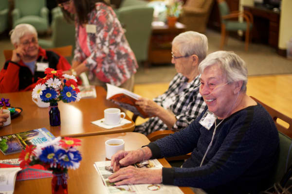 Adult day services at Christian Living Communities