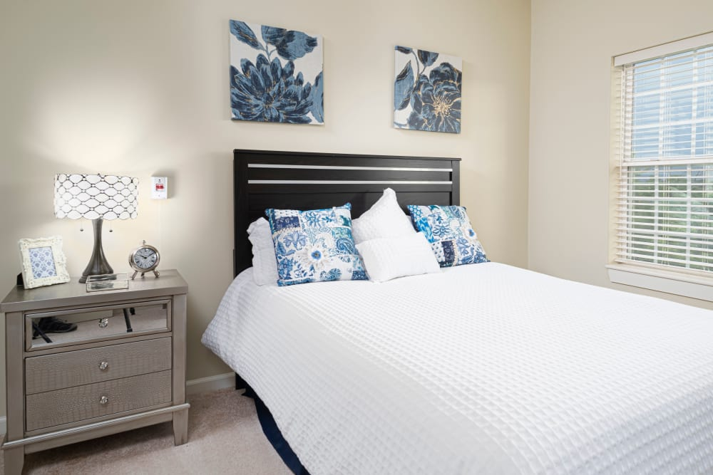 Bedroom at Harmony at Chantilly in Herndon, Virginia