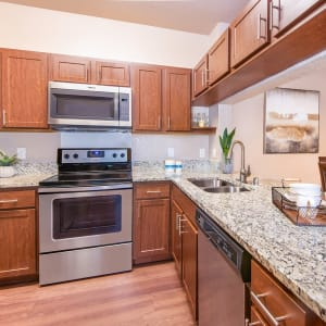 Floor Plans at Ballantyne Apartments in Lewisville, Texas