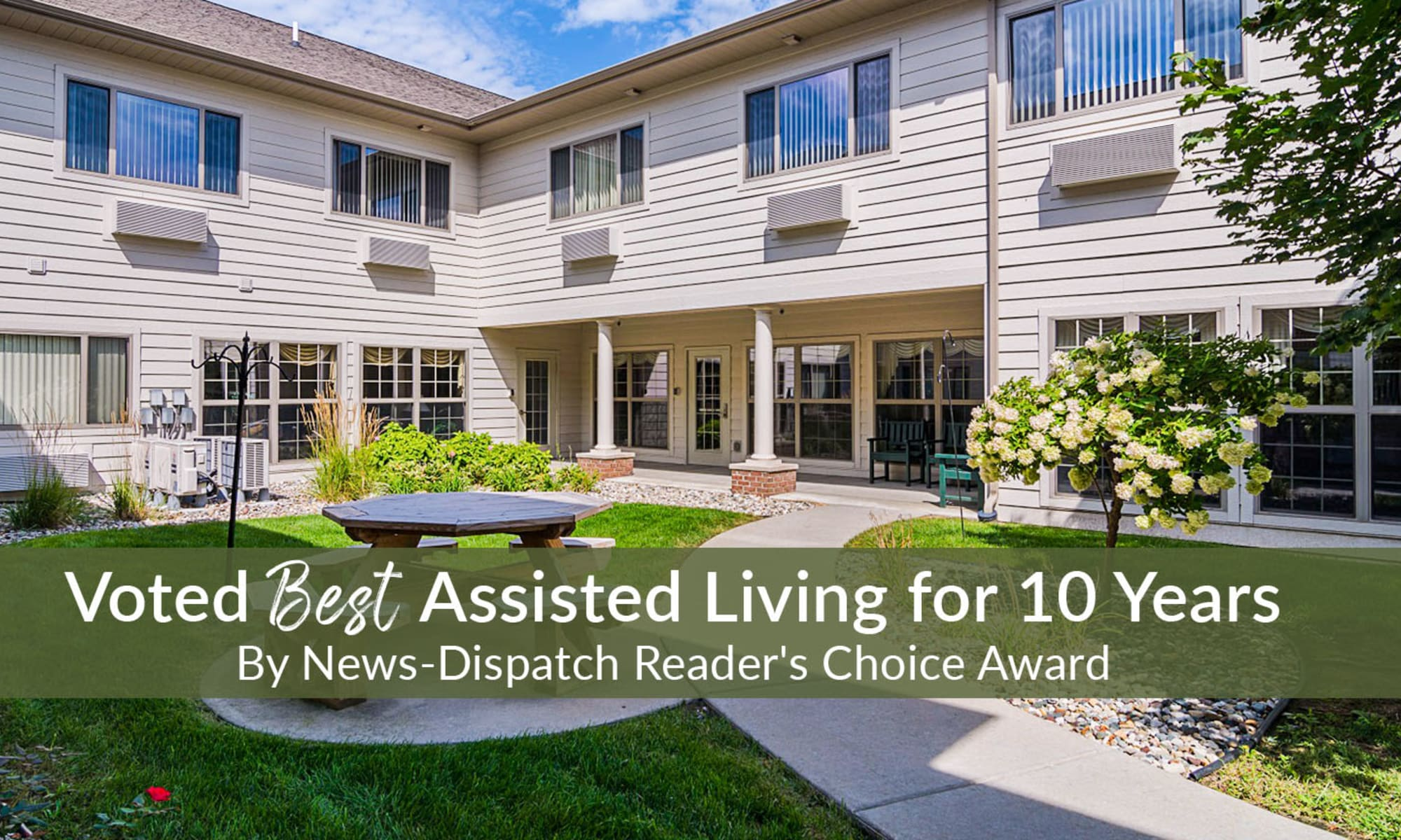 Michigan City senior living has amazing care options
