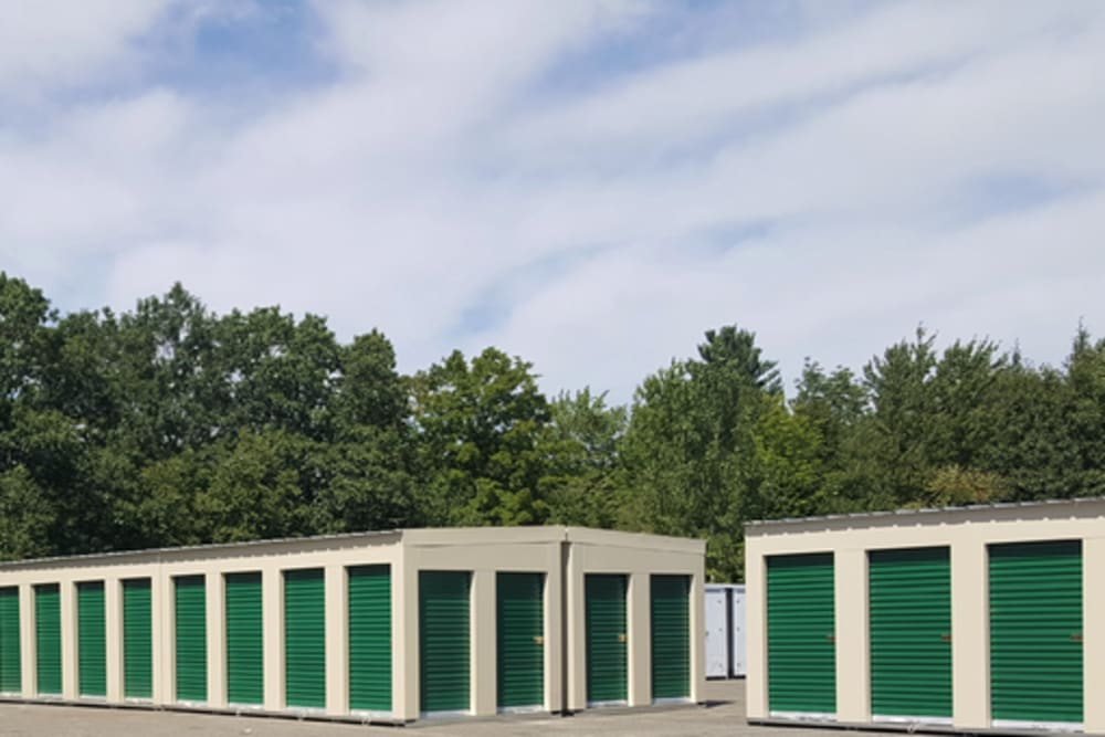 Storage facilities at 603 Storage - Route 27 in Raymond, New Hampshire