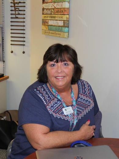 Kathy Baltzel of GreenTree at Mt. Vernon in Mt. Vernon, Illinois