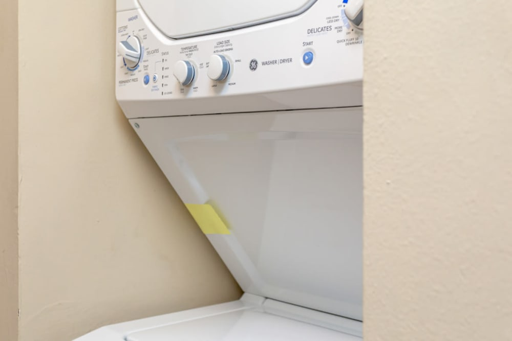 Washer/Dryer at Fairway View Apartments in Hialeah, Florida