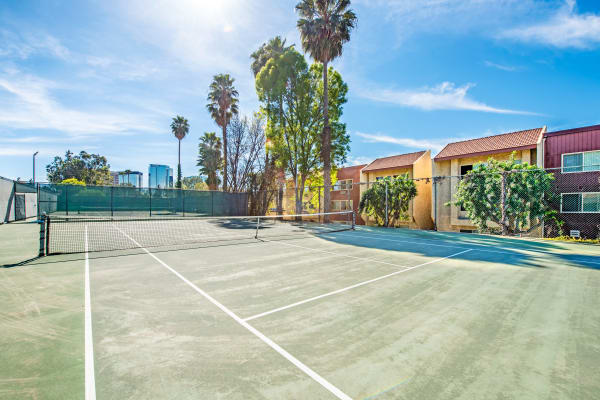Amenities at apartments in Woodland Hills