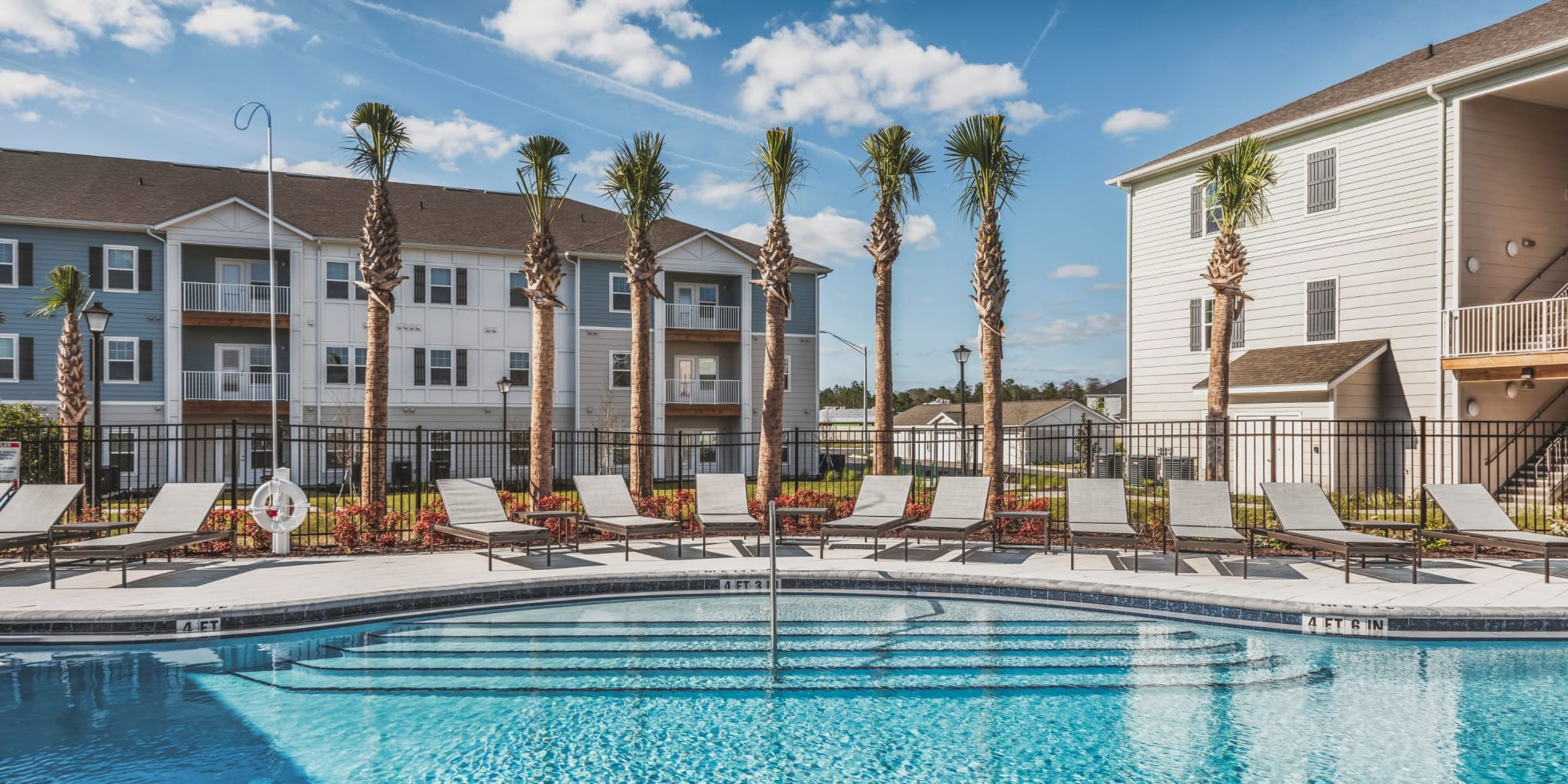 Apartments at Argyle at Oakleaf Town Center in Jacksonville, Florida