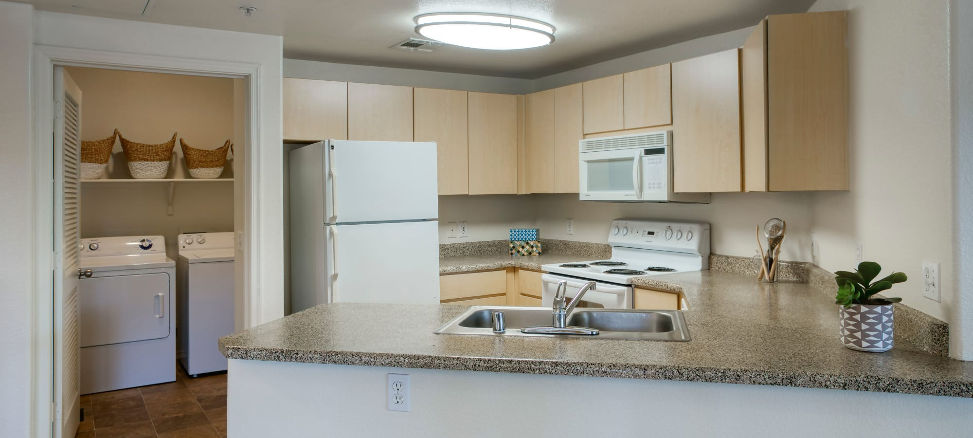 In Unit Washer & Dryer at Waterside at Ocotillo
