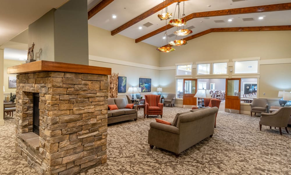 Interior Building Photo for The Lodge in Sisters