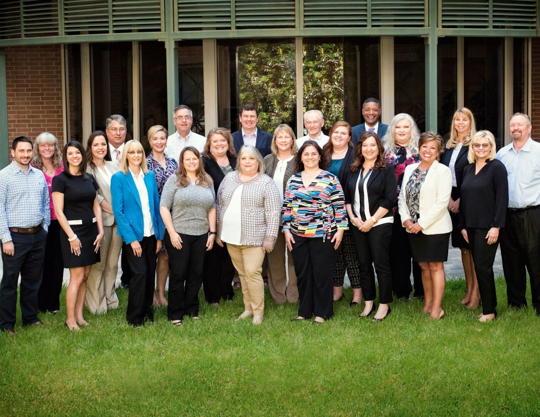 Professional and caring team at Autumn Grove Cottage at Humble in Humble, Texas