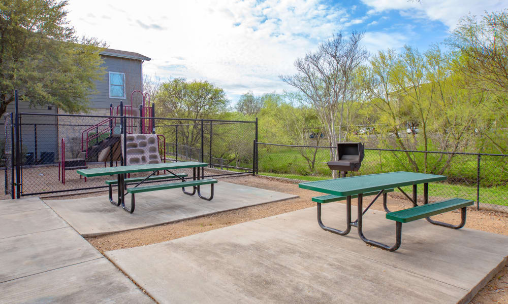 Enjoy Apartments with a Playground at Arya Grove in Universal City, Texas
