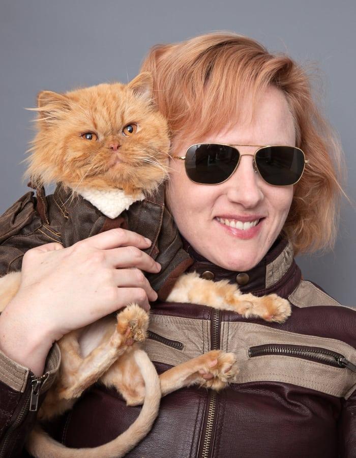Dr. Kristen Kjellberg at Value Pet Clinic - Renton