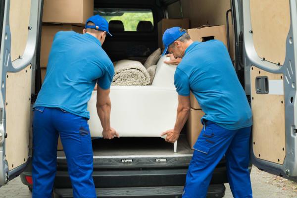 Move-in assistance from West Little Rock Storage in Little Rock, Arkansas
