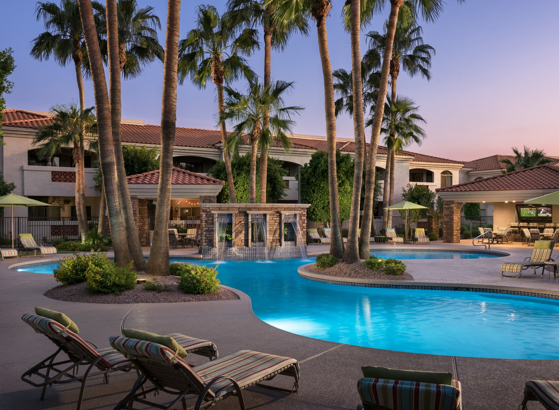 San Prado Apartments by Mark-Taylor, Arizona