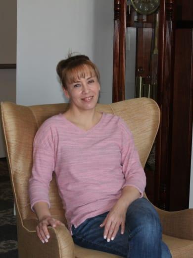 Kim Farris of GreenTree at Mt. Vernon in Mt. Vernon, Illinois